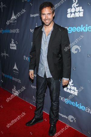 Editorial picture of 2013 Geekie Awards, Los Angeles, USA - 18 Aug 2013
