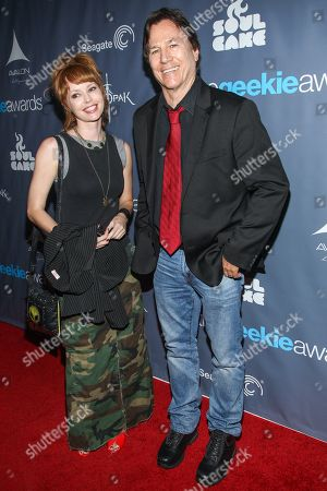 Editorial photo of 2013 Geekie Awards, Los Angeles, USA - 18 Aug 2013