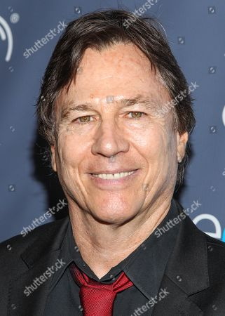 Stock Picture of Actor Richard Hatch arrives at the 2013 Geekie Awards at the Avalon on in Los Angeles