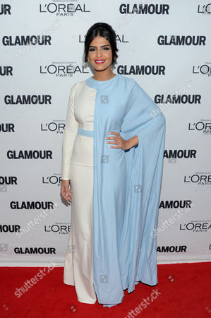 Princess Ameera al-Taweel attends the 23rd Annual Glamour Women of the Year Awards hosted by Glamour Magazine at Carnegie Hall on in New York