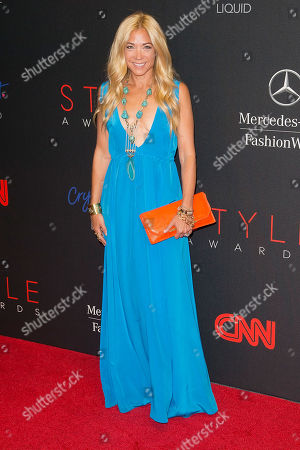 Editorial photo of 2013 Style Awards - Arrivals, New York, USA - 4 Sep 2013