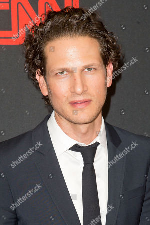 Uri Minkoff arrives at the 2013 Style Awards at Lincoln Center on in New York