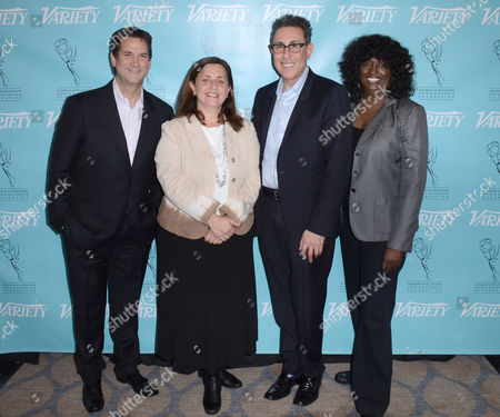 Editorial photo of 2013 TV Summit Presented by Variety and the Television Academy - Green Room, Hollywood, USA - 21 Mar 2012