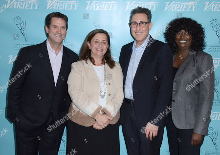 Editorial picture of 2013 TV Summit Presented by Variety and the Television Academy - Green Room, Hollywood, USA - 21 Mar 2012