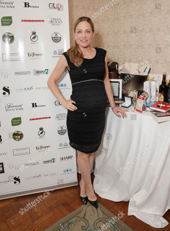 Tara Spencer-Nairn attends the 2014 Bask-It-Style Media Day, on Wednesday, September 3th, 2014 in Toronto, Canada