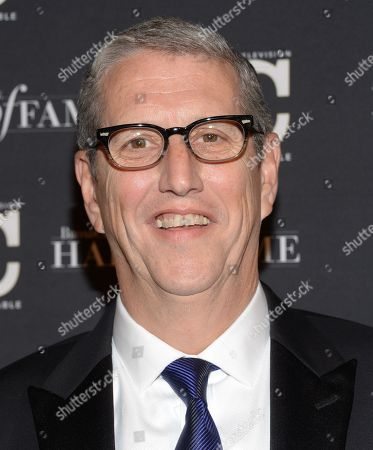 Honoree Doug Herzog, president, Viacom Entertainment Group, attends the 24th Annual Broadcasting and Cable Hall of Fame Awards at the Waldorf-Astoria on in New York