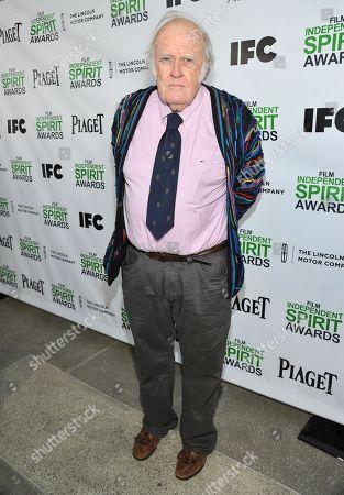 M. Emmet Walsh arrives at the 2014 Film Independent Filmmaker Grant and Spirit Awards Nominees Brunch on in West Hollywood, Calif