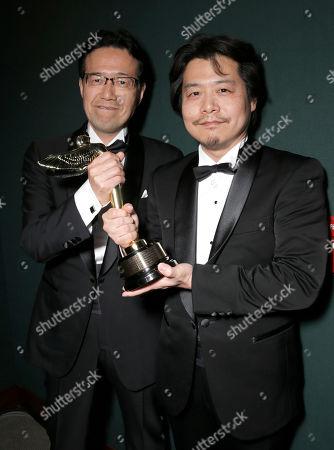 Editorial image of 2014 International 3D And Advanced Imaging Society's Creative Arts Awards, Los Angeles, USA - 28 Jan 2014