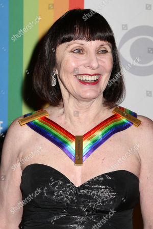 Editorial image of 2014 Kennedy Center Honors - Arrivals, Washington, USA - 7 Dec 2014