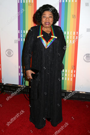 Martina Arroyo attends the 37th Annual Kennedy Center Honors at The Kennedy Center Hall of States, in Washington