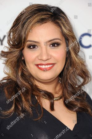 Cristela Alonzo arrives at the 2014 PALEYFEST Fall TV Previews - ABC on Thursday, Sept.11, 2014, in Beverly Hills, Calif