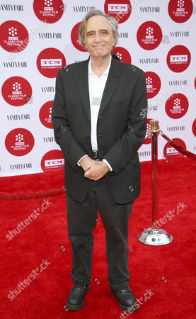 Joe Dante arrives at 2014 TCM Classic Film Festival's Opening Night Gala at the TCL Chinese Theatre on in Los Angeles