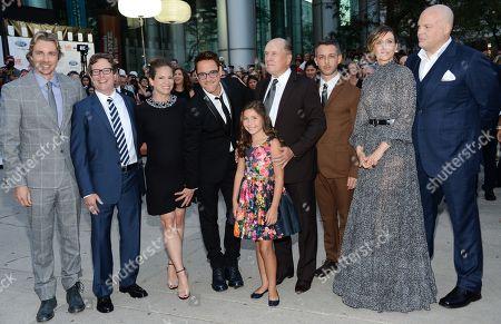 "Editorial image of 2014 TIFF - ""The Judge"" Premiere, Toronto, Canada - 4 Sep 2014"