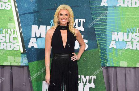 Editorial photo of 2015 CMT Music Awards - Arrivals, Nashville, USA - 10 Jun 2015