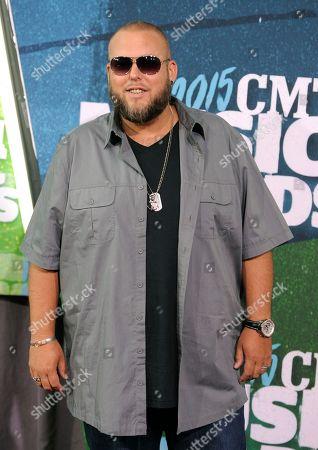 Big Smo arrives at the CMT Music Awards at Bridgestone Arena, in Nashville, Tenn