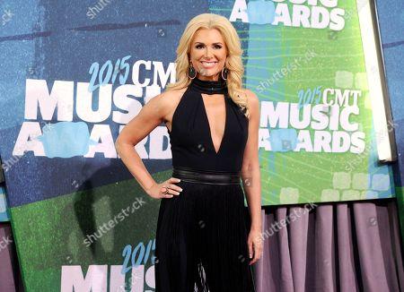 Editorial image of 2015 CMT Music Awards - Arrivals, Nashville, USA - 10 Jun 2015