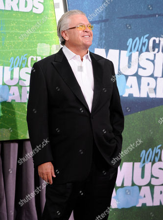 Ron White arrives at the CMT Music Awards at Bridgestone Arena, in Nashville, Tenn