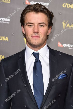 Thomas Cocquerel attends the 2015 Gâ?™DAY USA GALA at the Hollywood Palladium, in Los Angeles