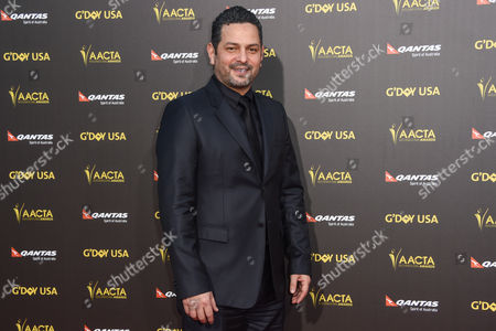 Jonny Pasvolsky attends the 2015 G'DAY USA GALA at the Hollywood Palladium, in Los Angeles