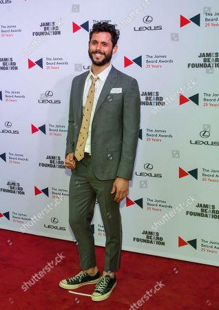 Editorial image of 2015 James Beard Awards, Chicago, USA - 4 May 2015