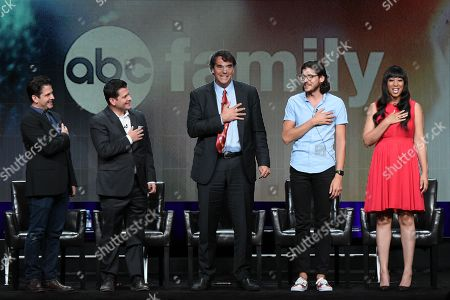 Editorial picture of 2015 Summer TCA - Disney/ABC, Beverly Hills, USA - 5 Aug 2015