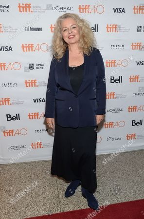 "Director Patricia Rozema attends the premiere for ""Into The Forest"" on day 3 of the Toronto International Film Festival at the Winter Garden Theatre, in Toronto"