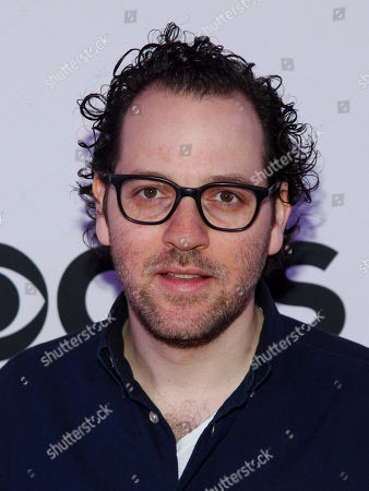 Sam Gold attends the 2015 Tony Awards Meet The Nominees Press Junket at The Paramount Hotel, in New York