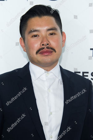 "Bao Nguyen attends the 2015 Tribeca Film Festival opening night premiere of ""Live From New York!"" at The Beacon Theatre, in New York"
