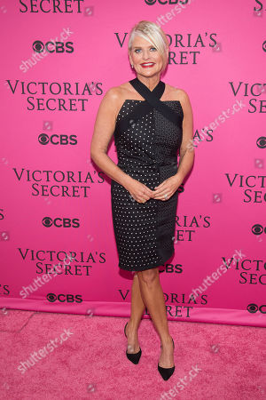 Sharen Jester Turney attends the 2015 Victoria's Secret Fashion Show at the Lexington Armory, in New York. The Victoria's Secret Fashion Show will air on CBS on Tuesday, December 8th at 10pm EST