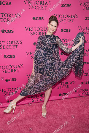 Mary Helen Bowers attends the 2015 Victoria's Secret Fashion Show at the Lexington Armory, in New York. The Victoriaâ?™s Secret Fashion Show will air on CBS on Tuesday, December 8th at 10pm EST