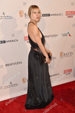 Editorial photo of 2016 BAFTA Awards Season Tea Party, Los Angeles, USA - 9 Jan 2016