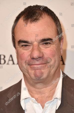 Chris Corbould arrives at the BAFTA Awards Season Tea Party at the Four Seasons Hotel, in Los Angeles
