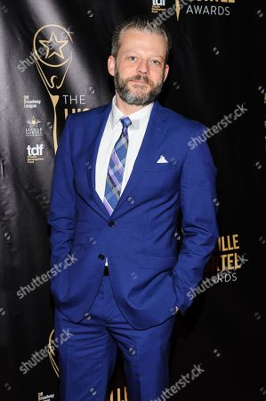 Jeremy Kushnier attends The 2016 Lucille Lortel Awards for Outstanding Achievement Off-Broadway at the NYU Skirball Center, in New York
