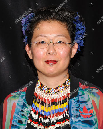 Stock Image of Anita Yavich attends The 2016 Lucille Lortel Awards for Outstanding Achievement Off-Broadway at the NYU Skirball Center, in New York