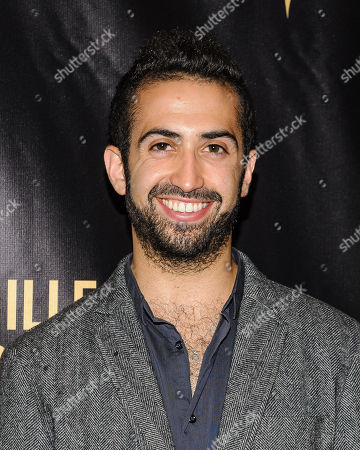Stock Photo of Or Matias attends The 2016 Lucille Lortel Awards for Outstanding Achievement Off-Broadway at the NYU Skirball Center, in New York