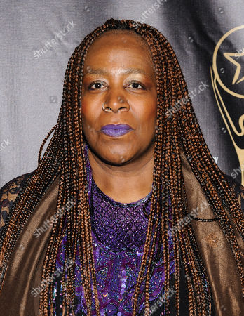 Dael Orlandersmith attends The 2016 Lucille Lortel Awards for Outstanding Achievement Off-Broadway at the NYU Skirball Center, in New York
