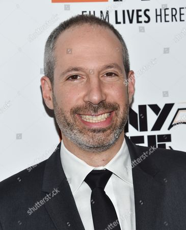 """Stock Picture of Screenwriter Noah Oppenheim attends a special screening of """"Jackie"""", during the 54th New York Film Festival, at Alice Tully Hall, in New York"""