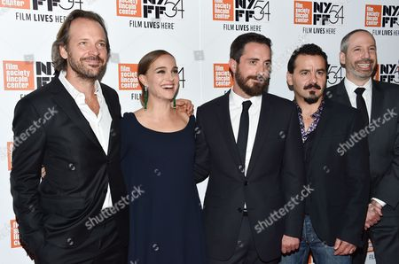 """Editorial picture of 2016 NYFF - """"Jackie"""" Special Screening, New York, USA - 13 Oct 2016"""