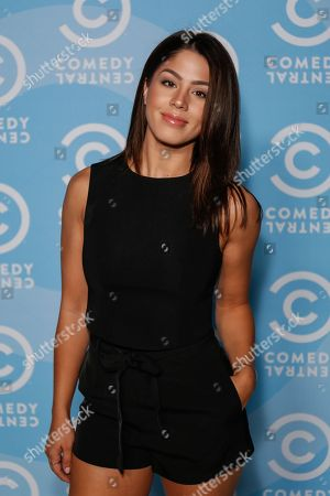 Stock Photo of Megan Batoon arrives at the 2016 Primetime Emmy Awards - Comedy Central Pre Party, in Los Angeles