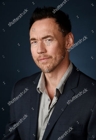 "Kevin Durand, a cast member in the FX series ""The Strain,"" poses for a portrait during the 2016 Television Critics Association Summer Press Tour at the Beverly Hilton, in Beverly Hills, Calif"