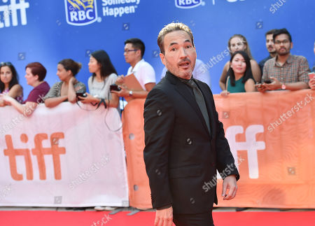 "Composer Steve Jablonsky attends the ""Deepwater Horizon"" premiere on day 6 of the Toronto International Film Festival at Roy Thomson Hall, in Toronto"