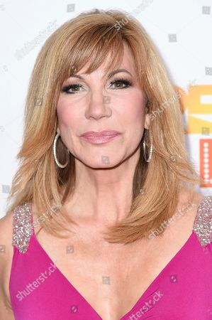 Leeza Gibbons attends 2016 TrevorLIVE LA at the Beverly Hilton Hotel, in Beverly Hills, Calif