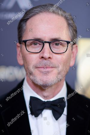 Keith Ian Raywood attends the 20th Annual Art Directors Guild Excellence In Production Design Awards held at the Beverly Hilton Hotel, in Beverly Hills, Calif