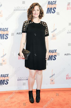 Clementine Ford attends the 23rd Annual Race to Erase MS Gala held at the Beverly Hilton Hotel on