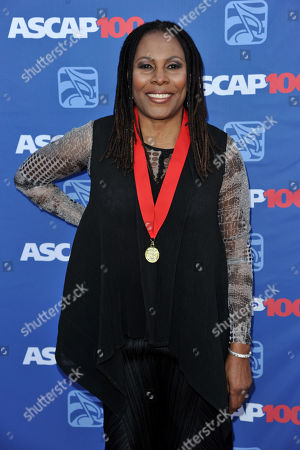 Brenda Russell arrives at the 31st Annual ASCAP Pop Music Awards at the Loews Hollywood Hotel, in Los Angeles