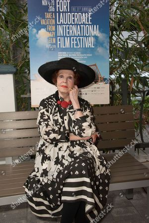 """Editorial image of 31st Annual FLIFF - """"Annabelle Hooper and the Ghosts of Nantucket"""", Fort Lauderdale, USA - 12 Nov 2016"""