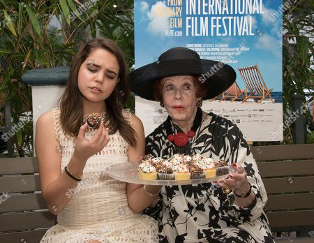 """Editorial photo of 31st Annual FLIFF - """"Annabelle Hooper and the Ghosts of Nantucket"""", Fort Lauderdale, USA - 12 Nov 2016"""