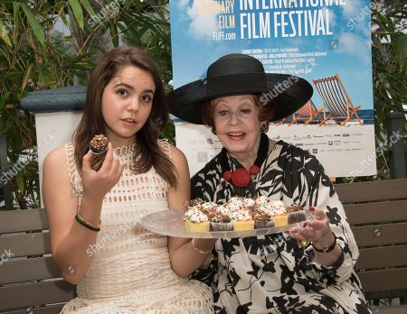 """Editorial picture of 31st Annual FLIFF - """"Annabelle Hooper and the Ghosts of Nantucket"""", Fort Lauderdale, USA - 12 Nov 2016"""