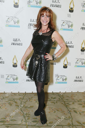 Claudia Wells at the 3rd Annual Set Awards ceremony at The Beverly Hills Hotel on in Beverly Hills, Calif