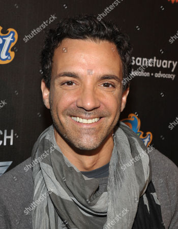 George Kotsiopoulos attends the 4th Annual Los Angeles Haunted Hayride VIP Premiere Night held at Griffith Park, in Los Angeles